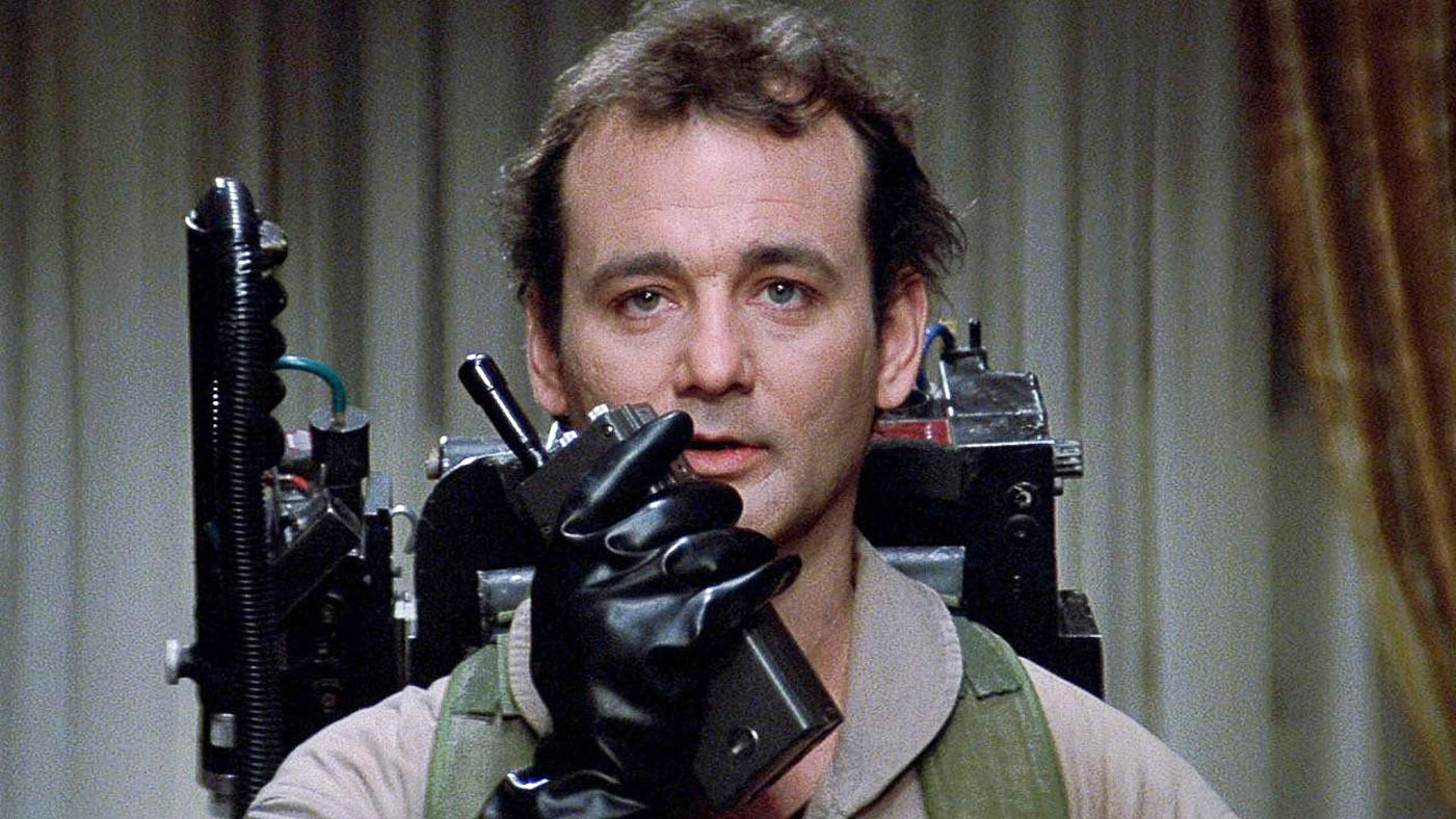 Bill Murray Details 'Ghostbusters' Reboot Cameo