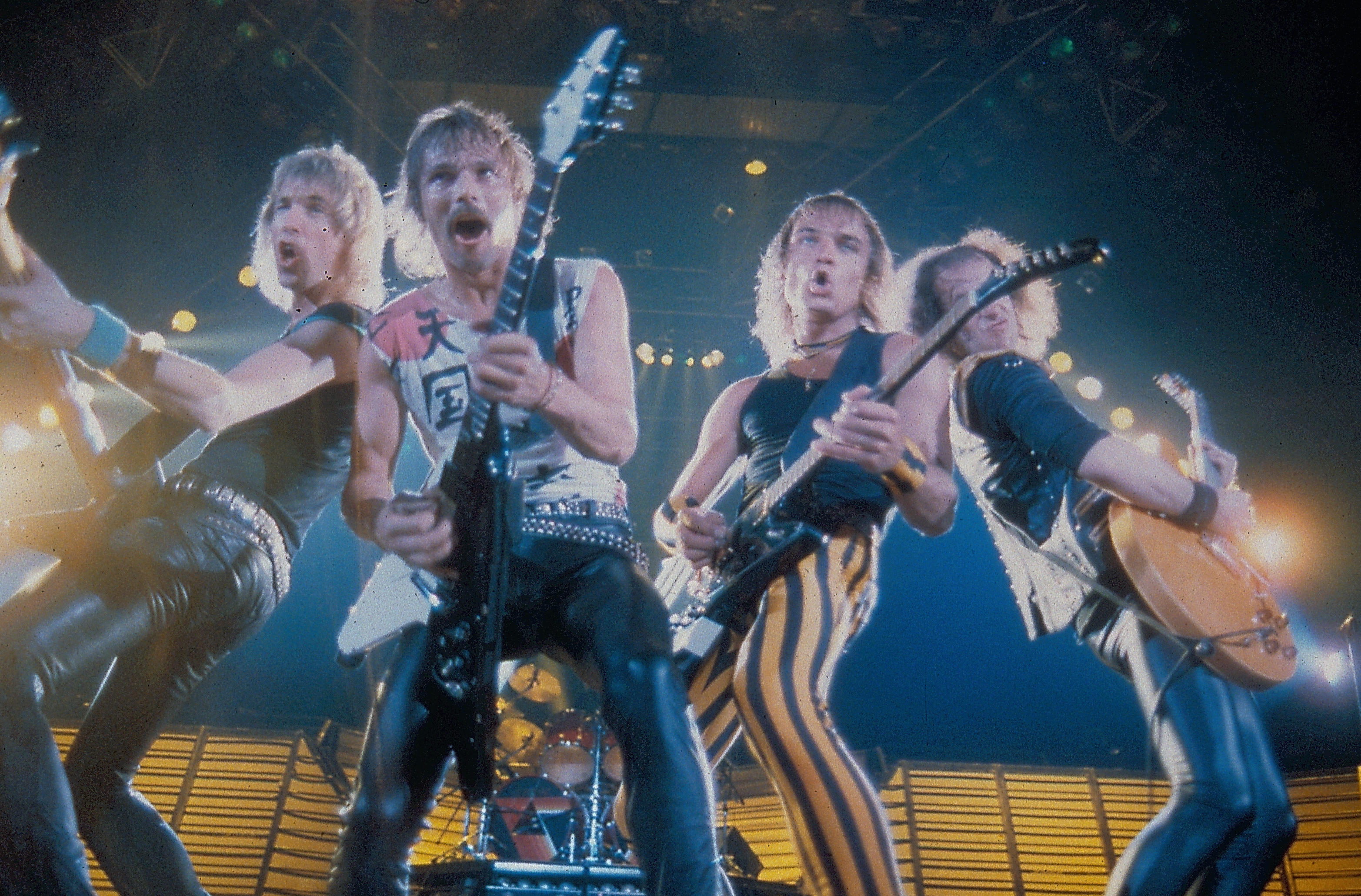Scorpions' 'Wind of Change': The Oral History of 1990's Epic Power Ballad