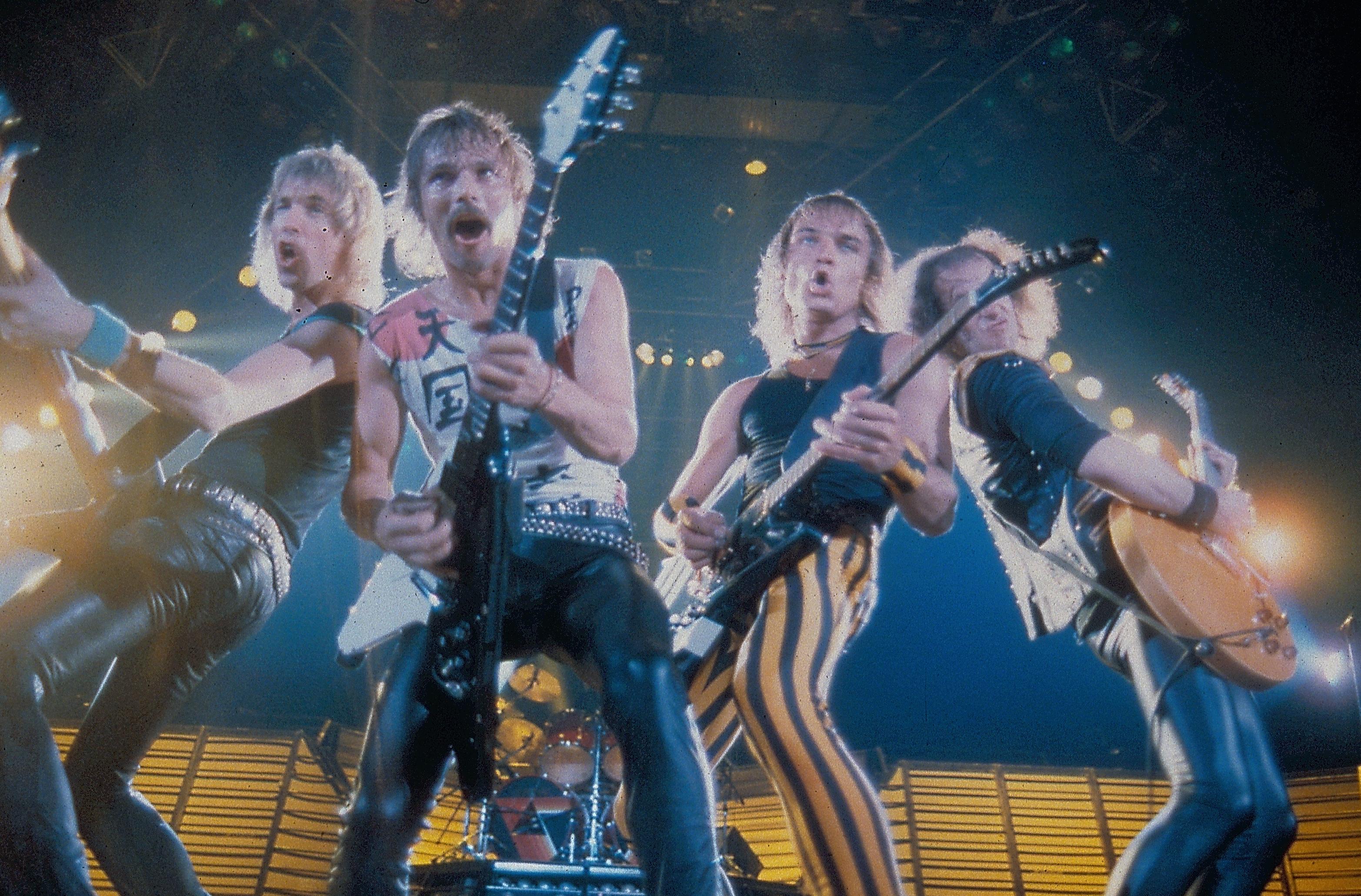 We will rock you hintergrund