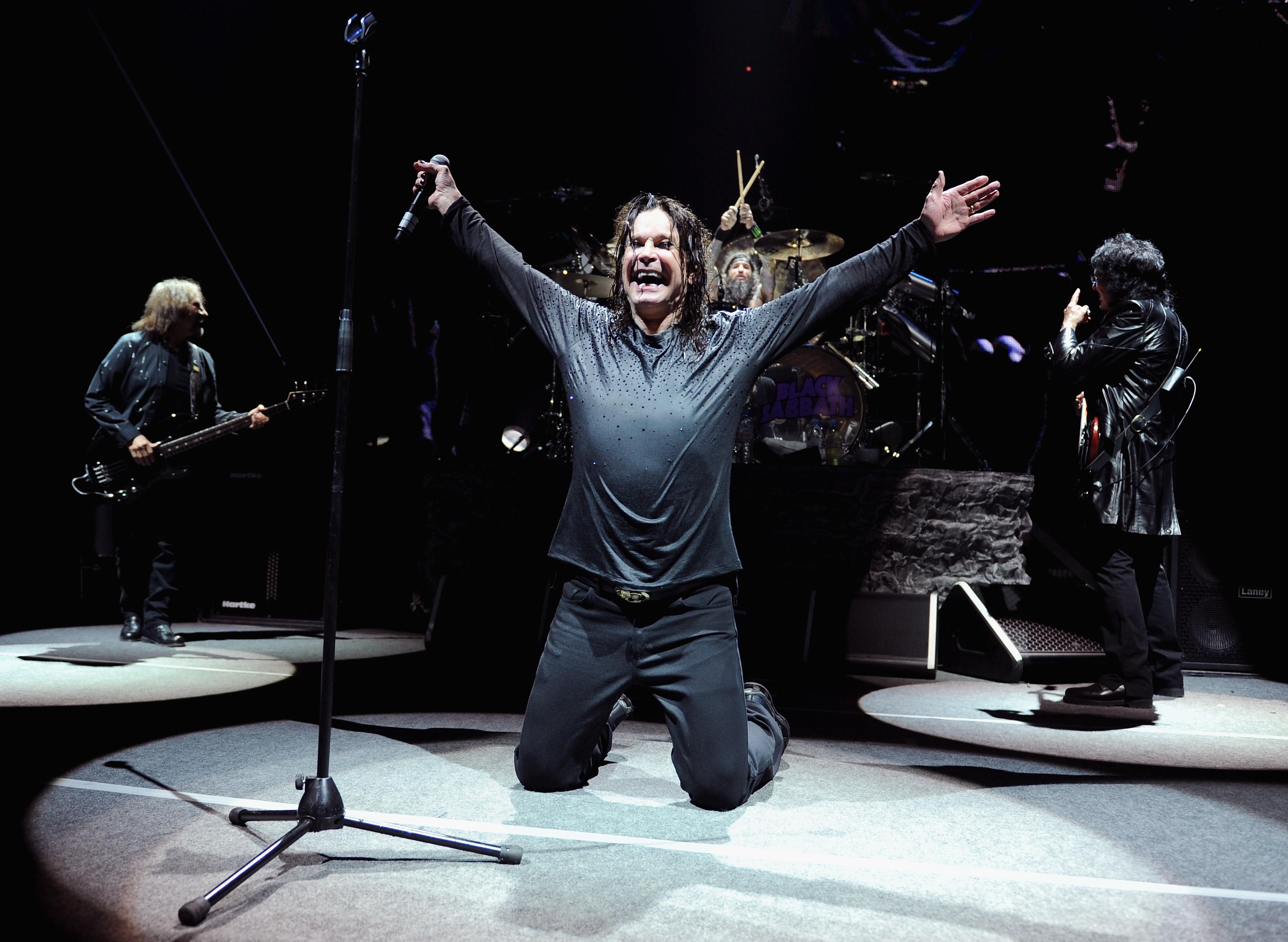 Black Sabbath Announce Final Tour 'The End'