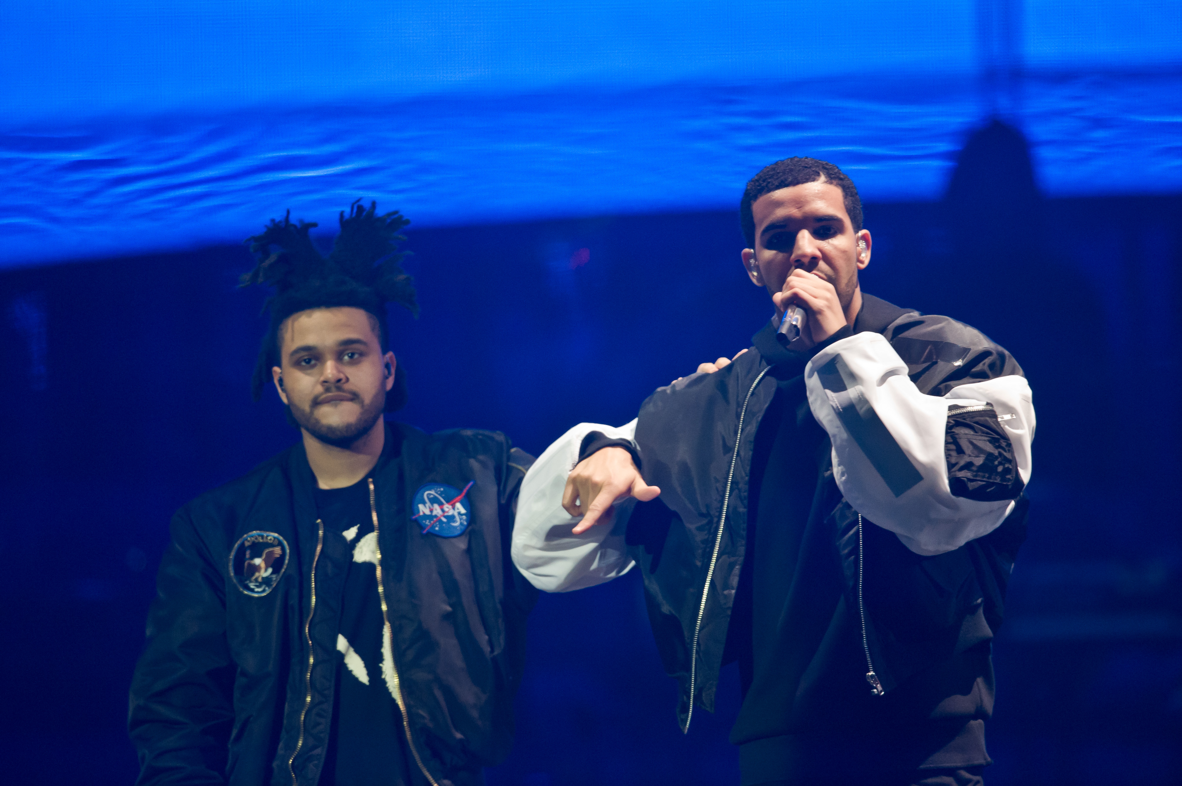 Hear Drake Freestyle on the Weeknd's 'Tell Your Friends'