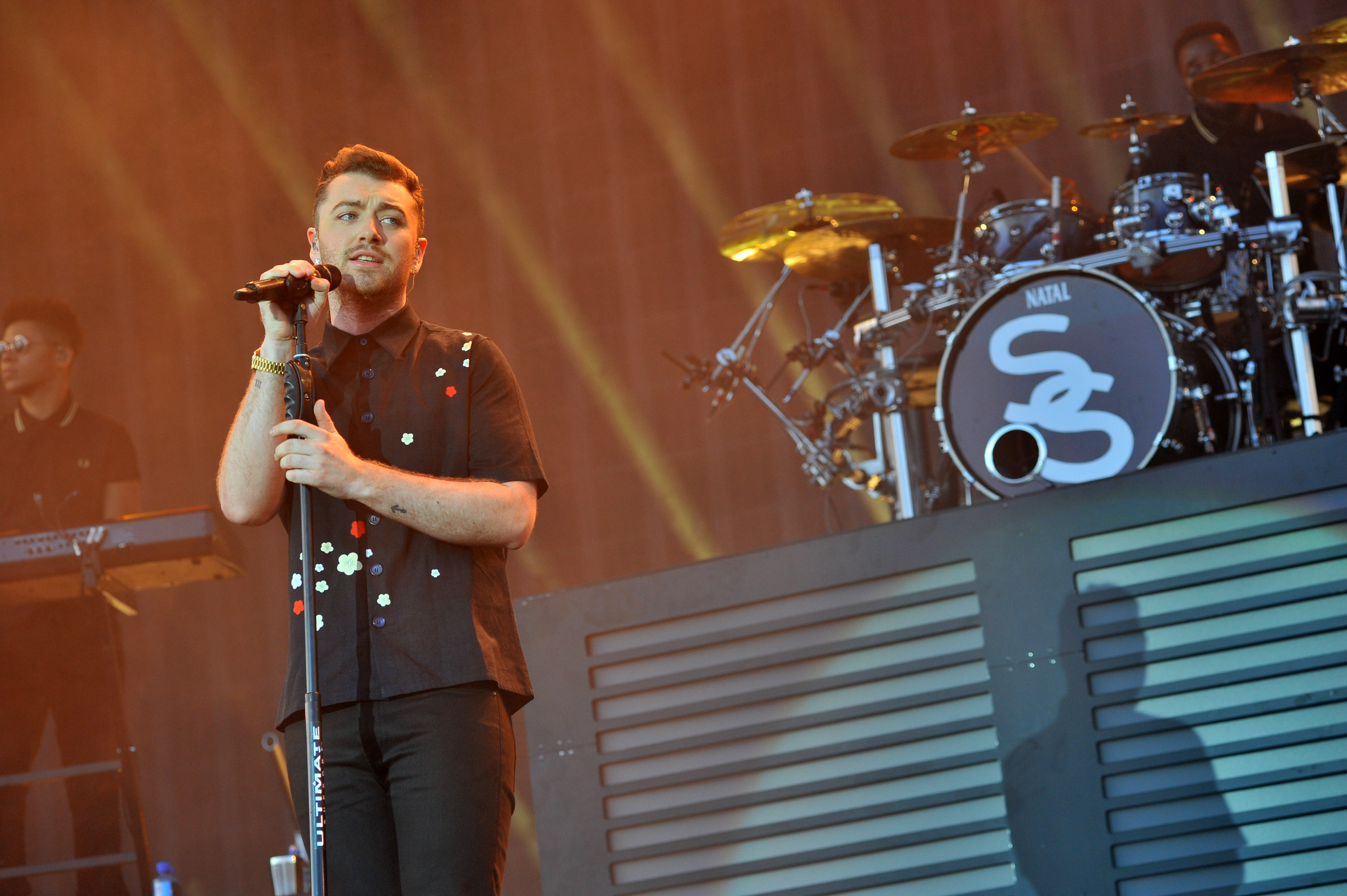 Sam Smith Hints at Singing James Bond 'Spectre' Theme