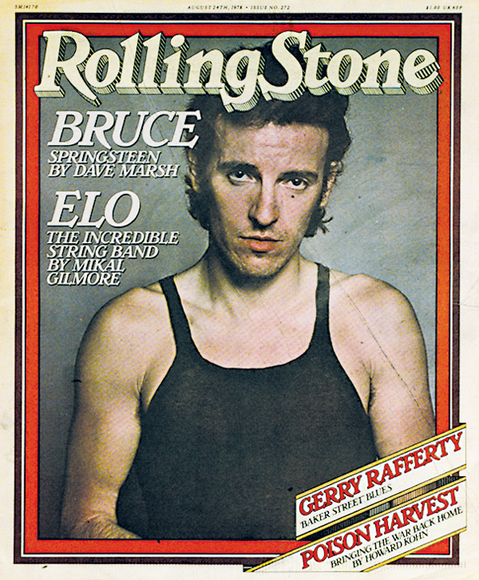 Bruce Springsteen The Rolling Stone Covers Rolling Stone