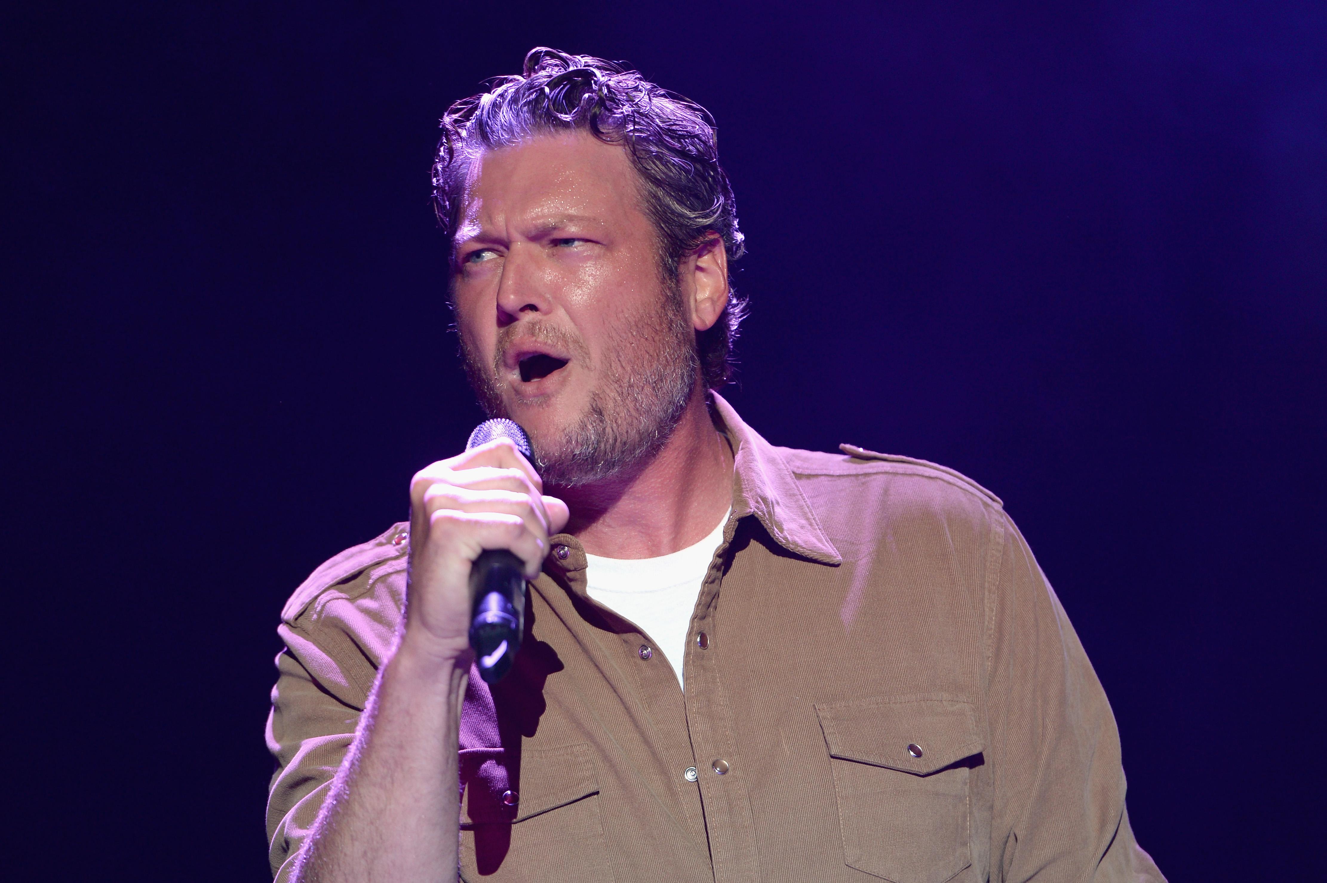 Blake Shelton Celebrates 20 Chart-Toppers With Greatest Hits Album