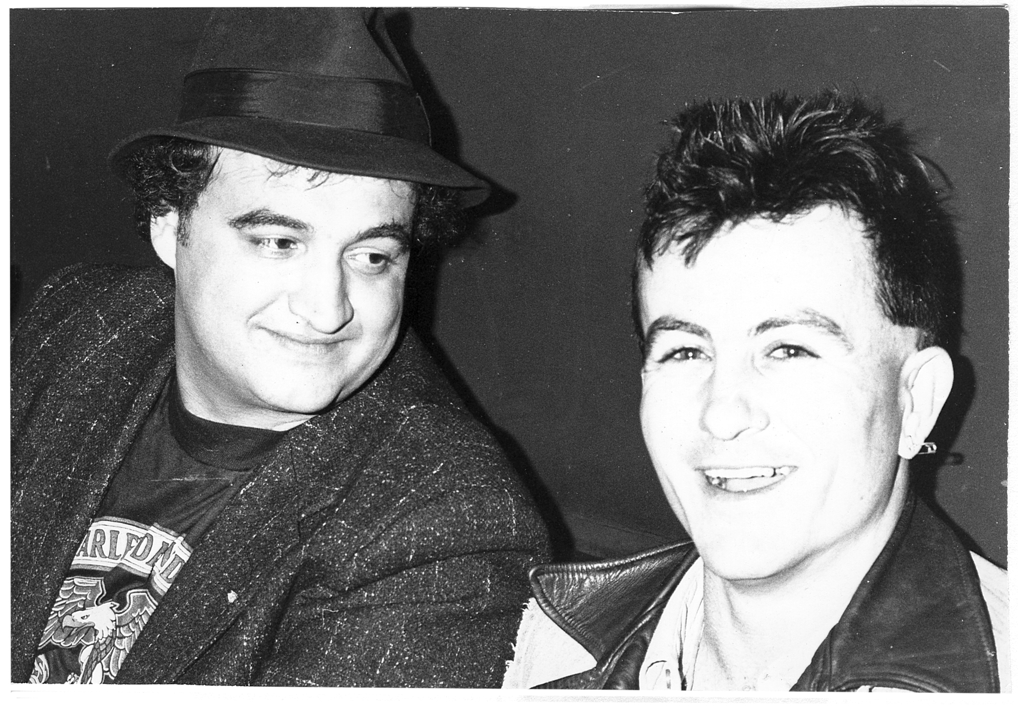 Inside John Belushi's Long Lost Punk Song With Fear - Rolling Stone