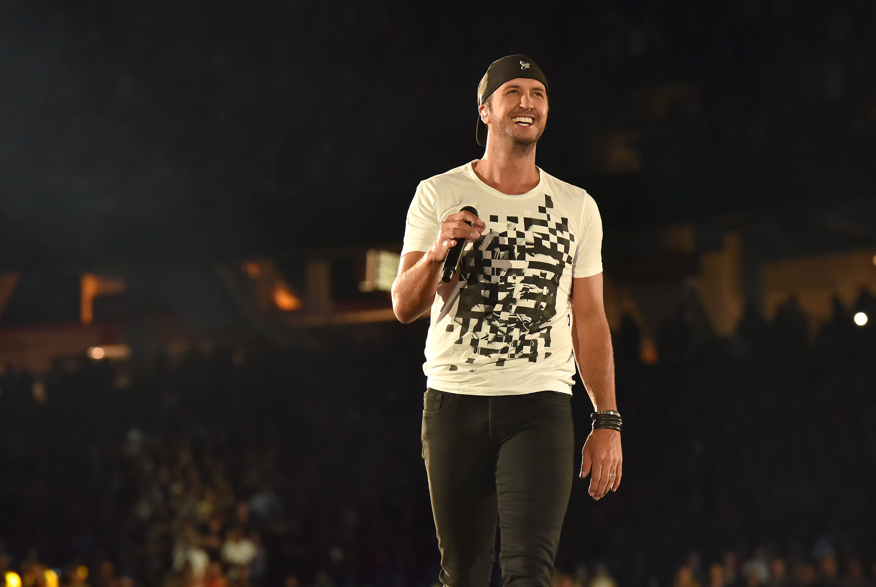 Luke Bryan on Touring Smart and Finding His Voice