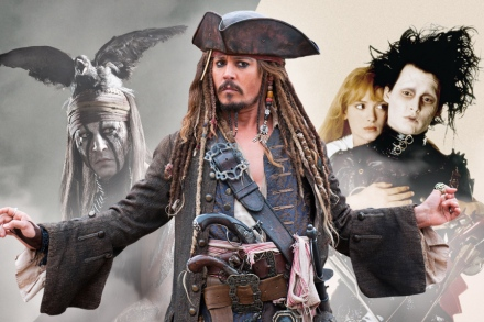 15 Best and Worst Johnny Depp Roles: From Scissorhands to