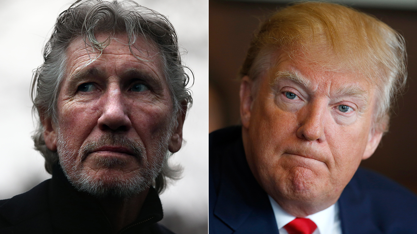 Roger Waters on Donald Trump: 'He Is Pig-Ignorant'