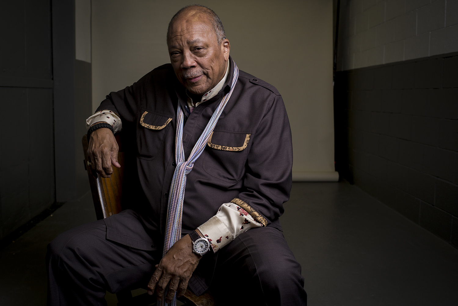 Quincy Jones to Dr. Dre: 'I Wanted To Be a Gangster Until I Was 11'
