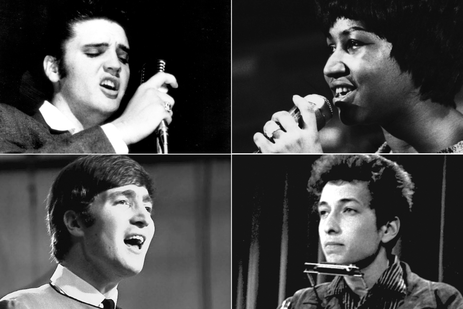 100 Greatest Singers Of All Time Aretha Elvis Lennon Dylan Rolling Stone