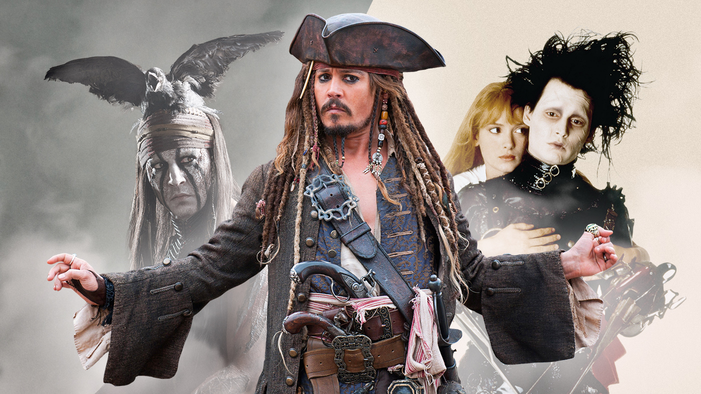 15 Best And Worst Johnny Depp Roles From Scissorhands To Sparrow