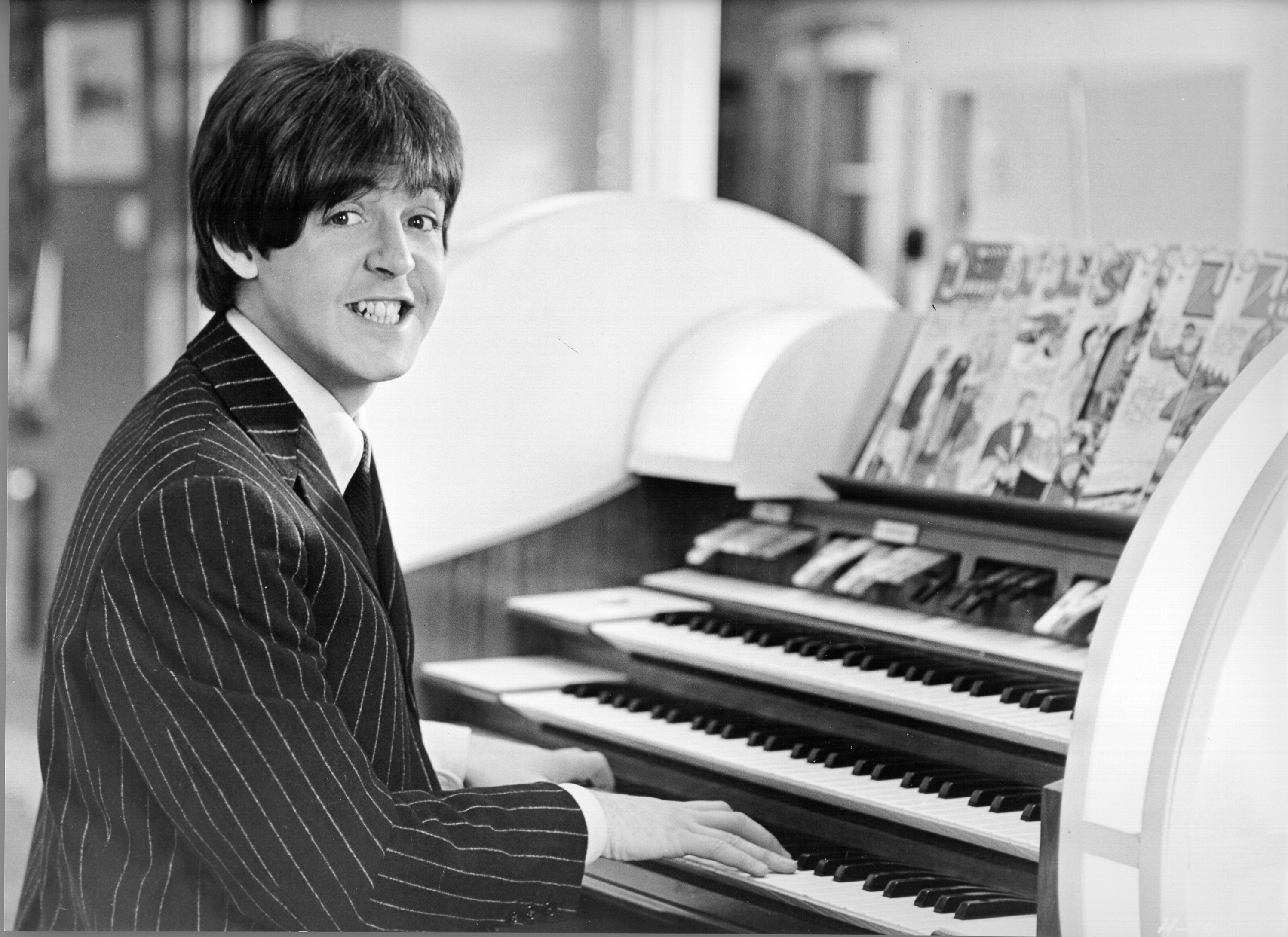 Paul on Drums, George on Bass: 10 Great Beatles Instrument Swaps