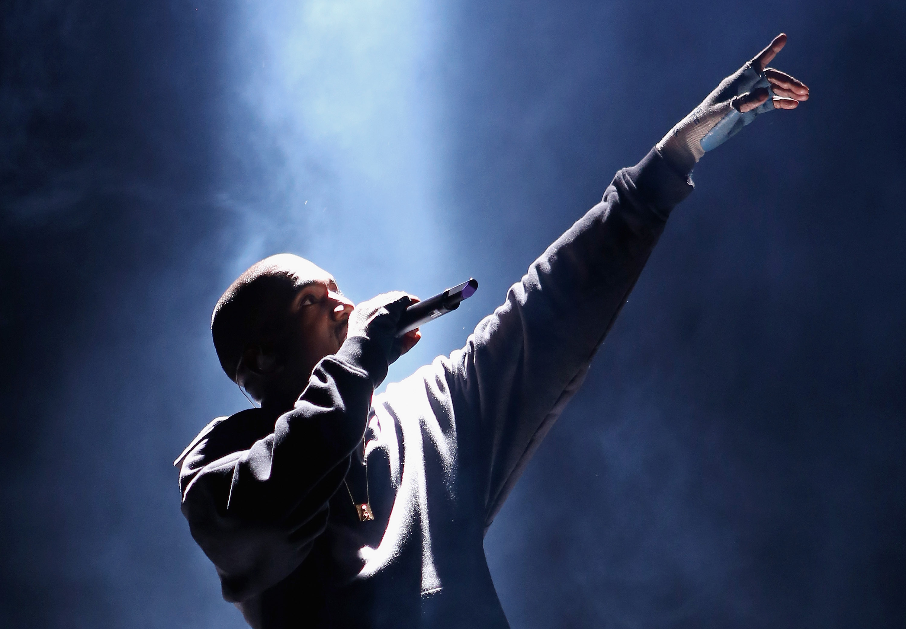 Hear Kanye West's House-Influenced Song, 'Fade'
