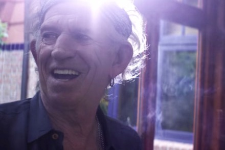 10 Things We Learned From 'Keith Richards: Under the Influence