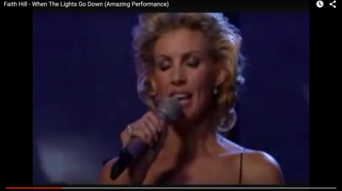 Faith Hill S 10 Greatest Live Performances Rolling Stone