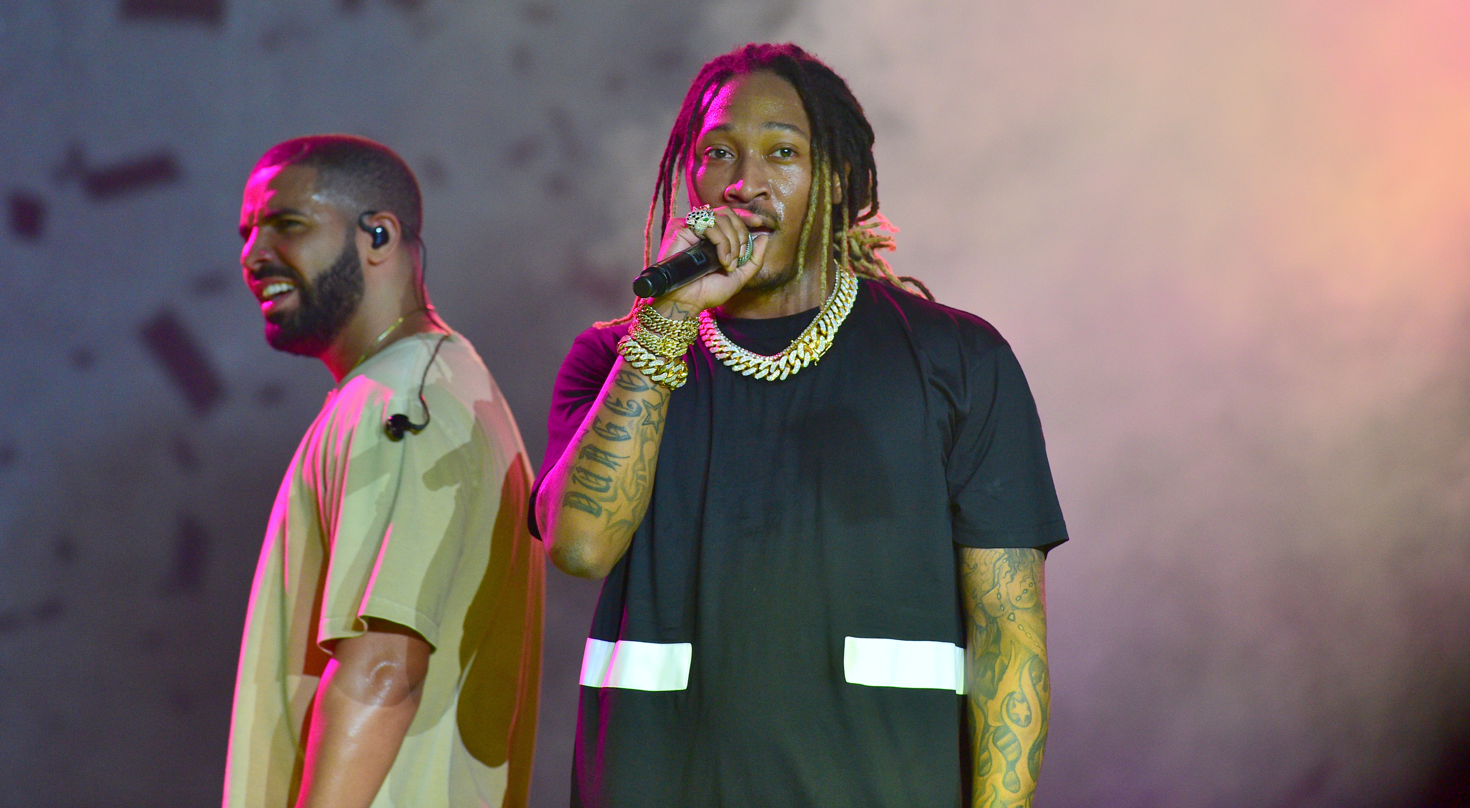 Drake, Future Drop Joint Mixtape 'What a Time to Be Alive'