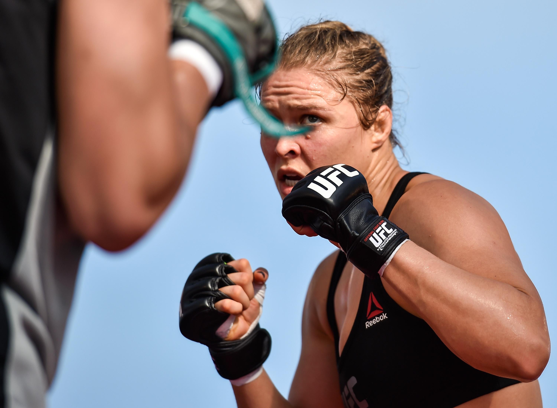 Tank Abbott to Ronda Rousey: 'Make Me a Sandwich'