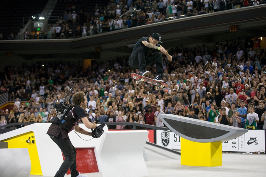 The Impossible Rise of Nyjah Huston – Rolling Stone