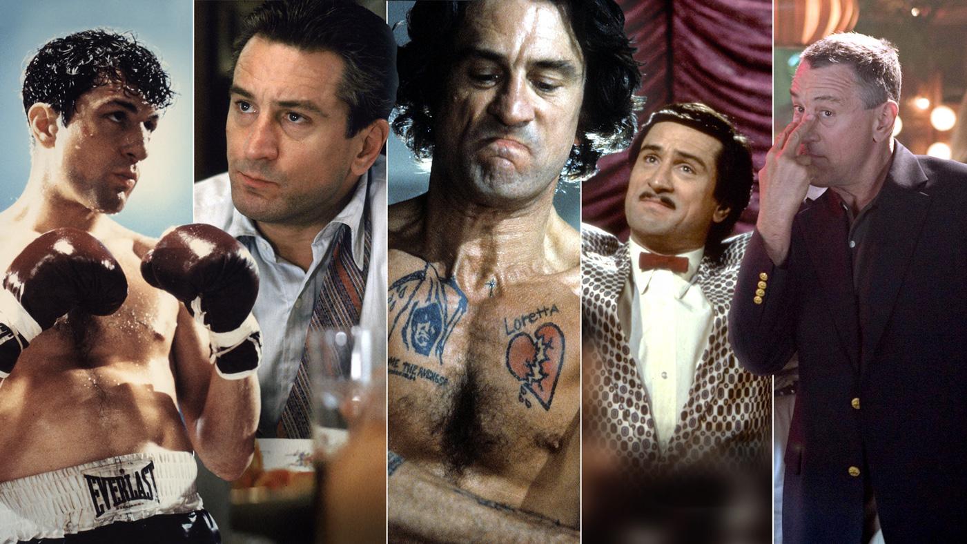 De Niro S Best Worst Movies Raging Bull To Rocky Bullwinkle Rolling Stone