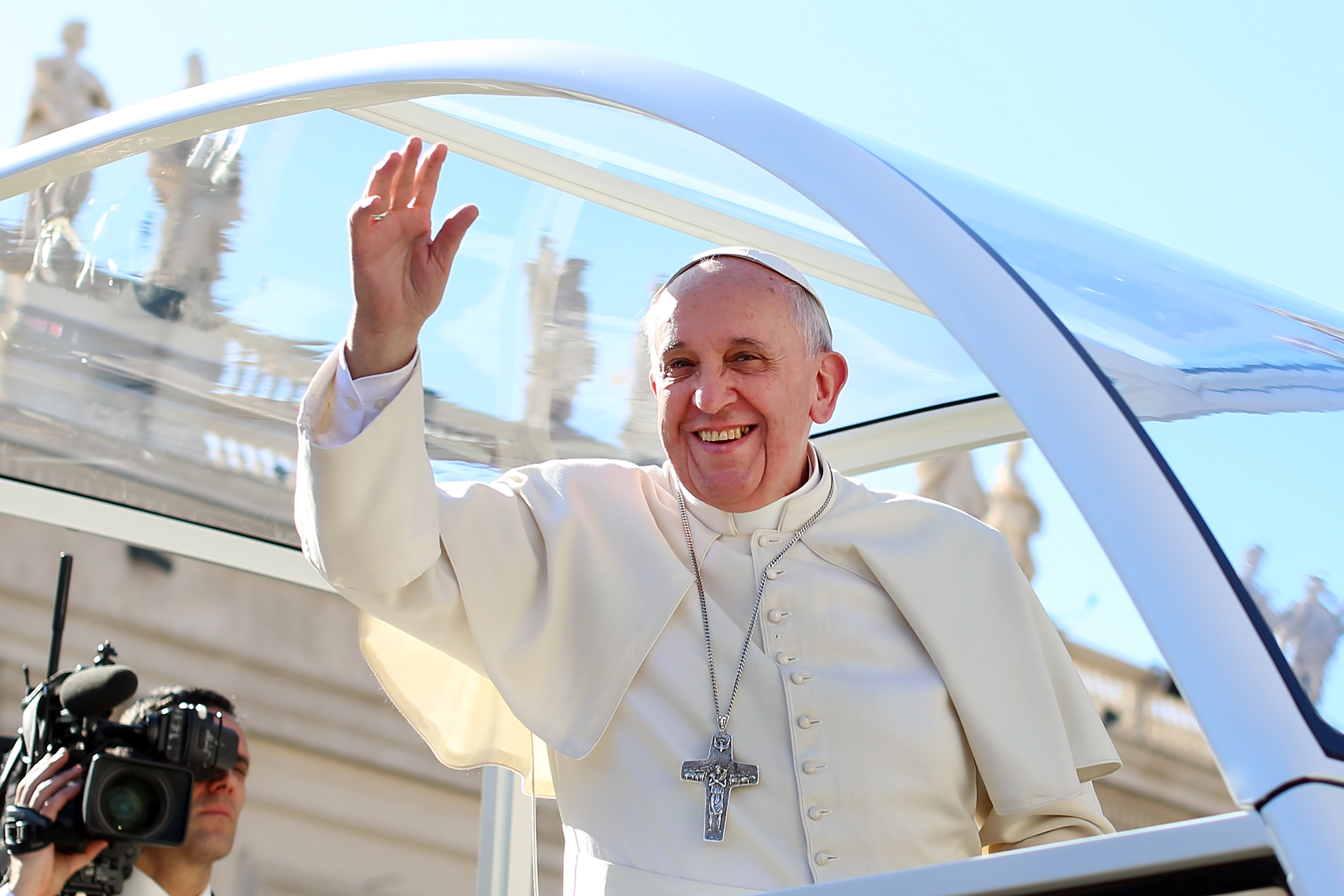 Pope Francis to Release Pop-Rock Album 'Wake Up!'