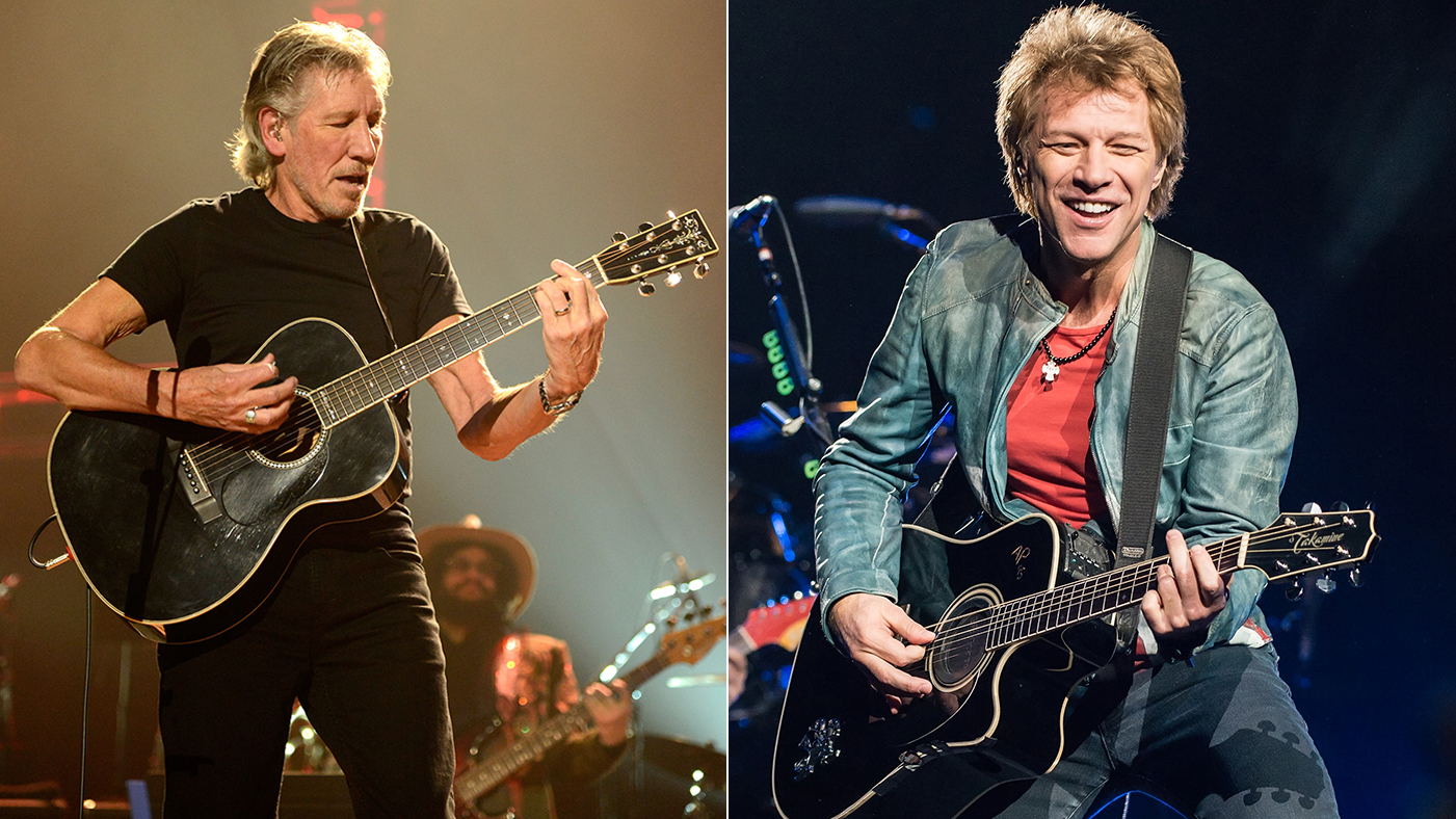 Roger Waters Slams Bon Jovi Over Israel Concert in Open Letter
