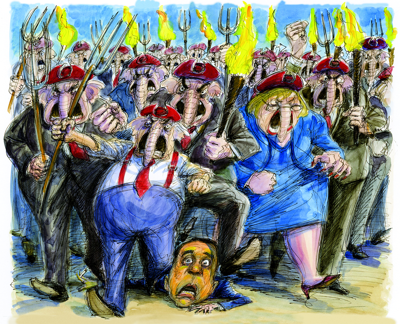 Meet The Right Wing Rebels Who Overthrew John Boehner