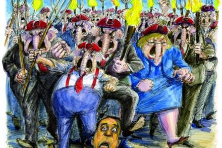 Meet New Dangerous Fringe Of Anti >> Meet The Right Wing Rebels Who Overthrew John Boehner Rolling Stone