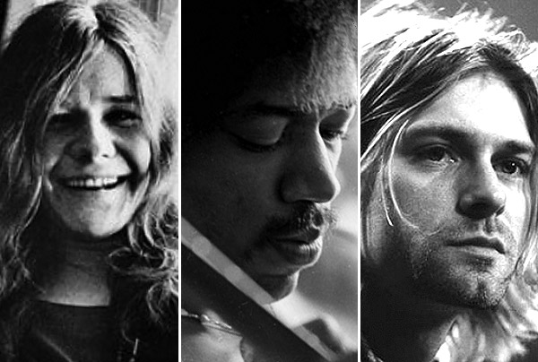 Not Fade Away: Rockers Lost Before Their Time