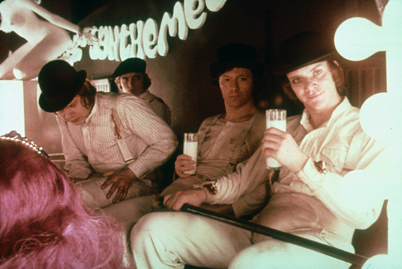 Mick Jagger's 'Clockwork Orange' Petition Signed by Beatles Up for Auction