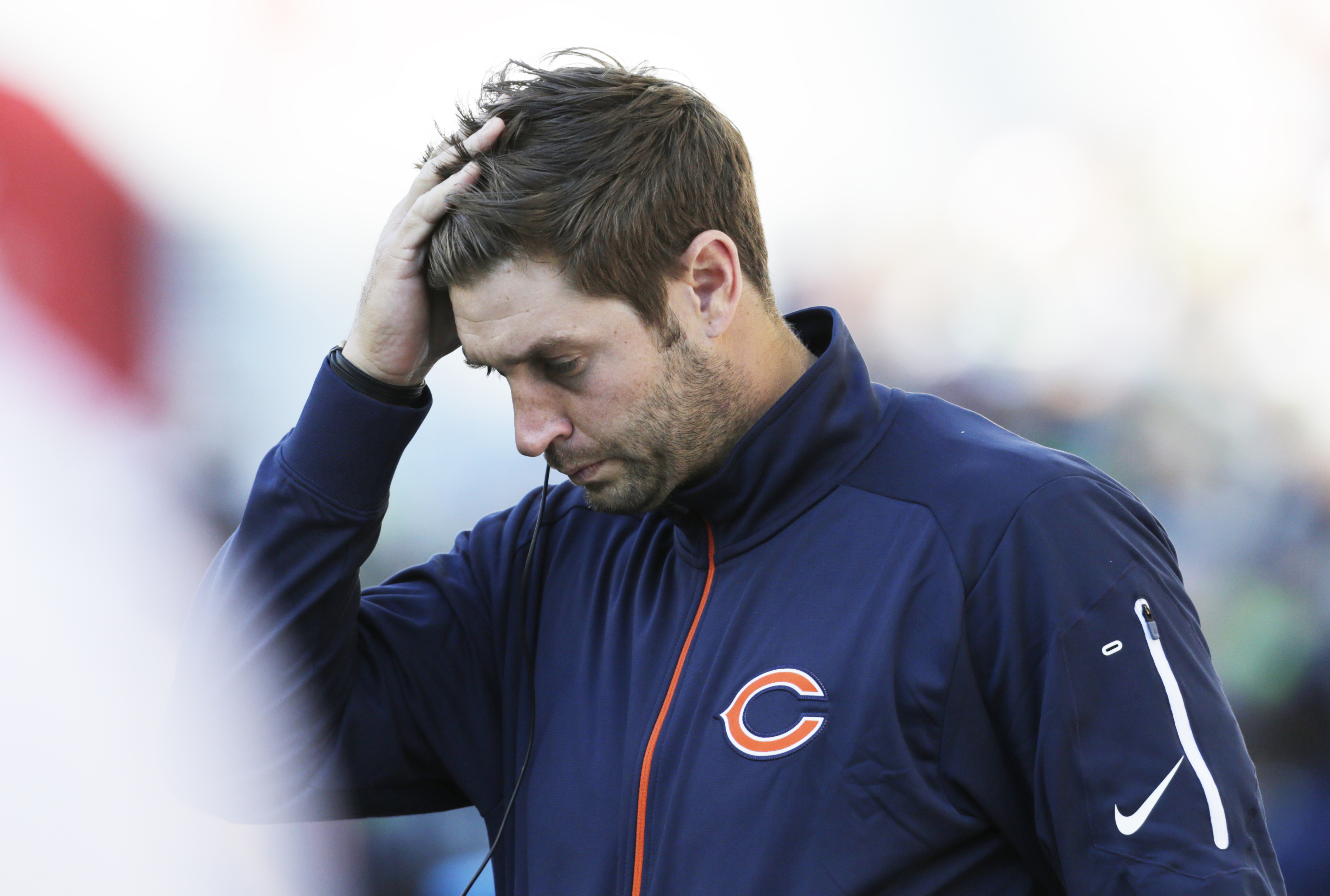 Jay Cutler, the King of Not Caring, still rules on Very