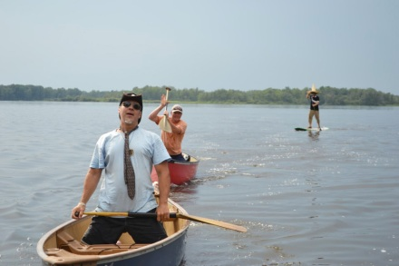 Woodstock on the Water: Welcome to PaddleQuest – Rolling Stone