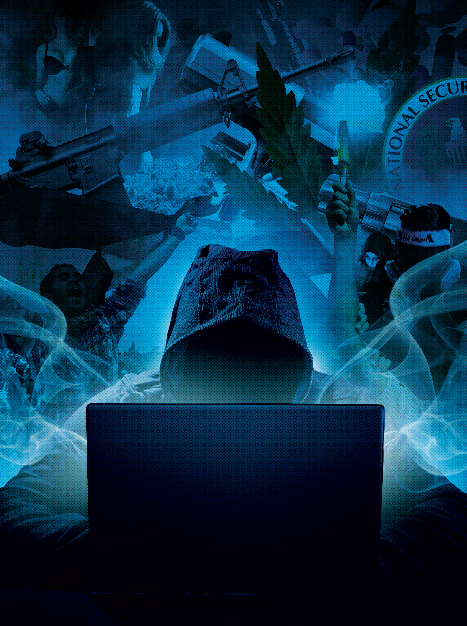 7a702fed78c The Darknet  the Battle for  the Wild West of the Internet ...
