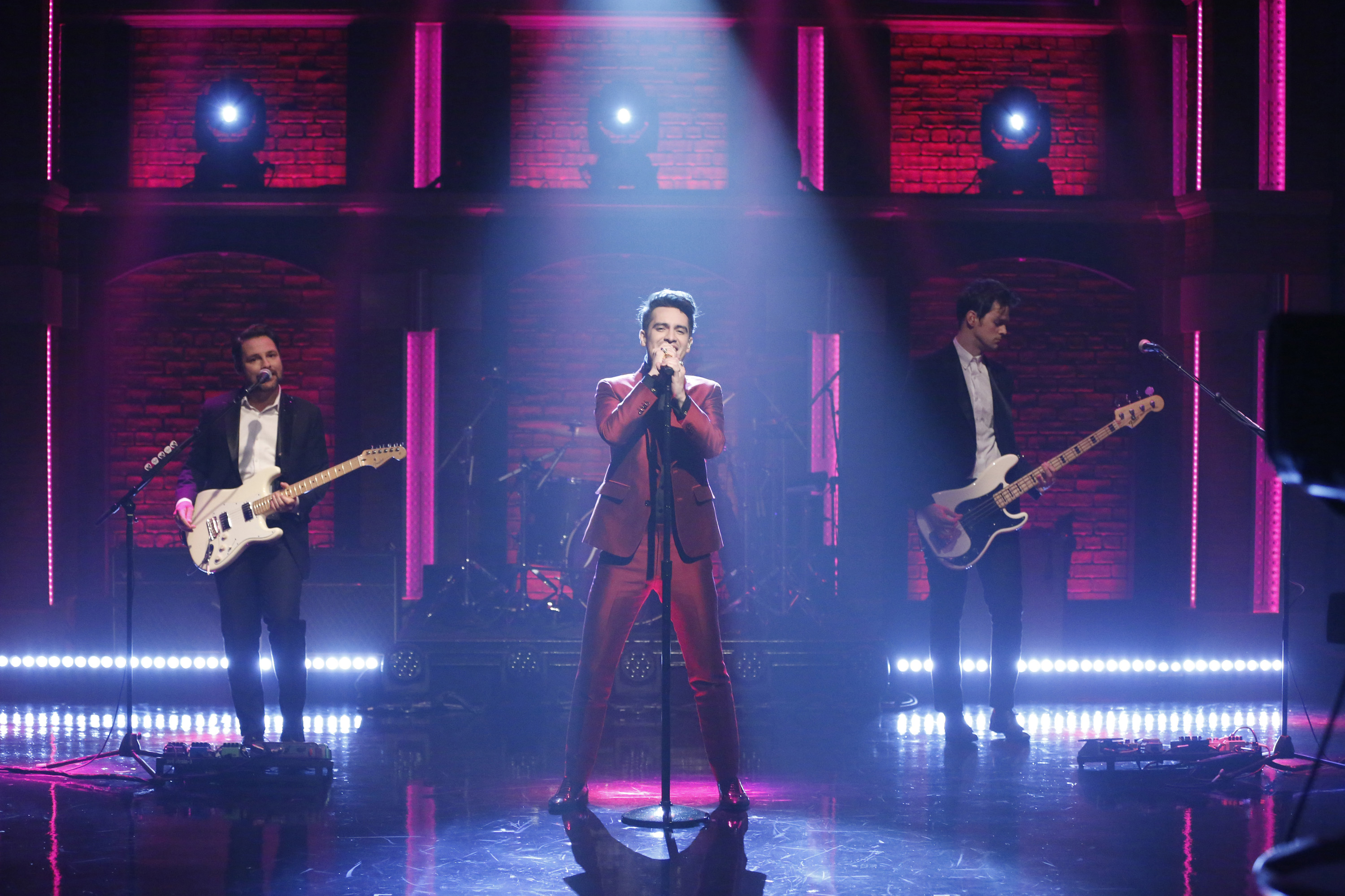 Panic! at the Disco Announce New Album 'Death of a Bachelor'