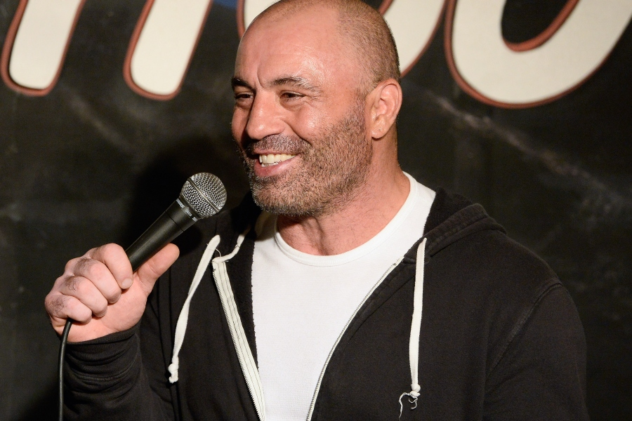 How Joe Rogan Went From UFC Announcer to 21st-Century