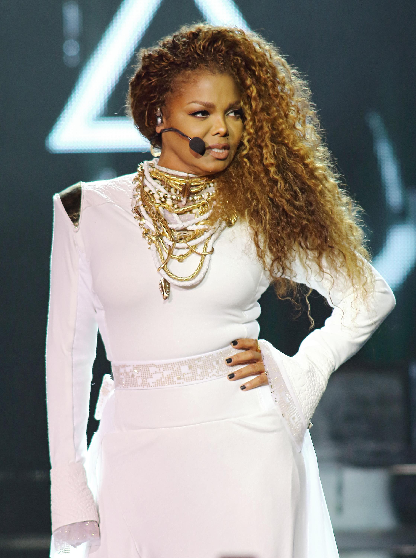 Janet Jackson Postpones Tour Dates to 'Rest My Vocal Chords'