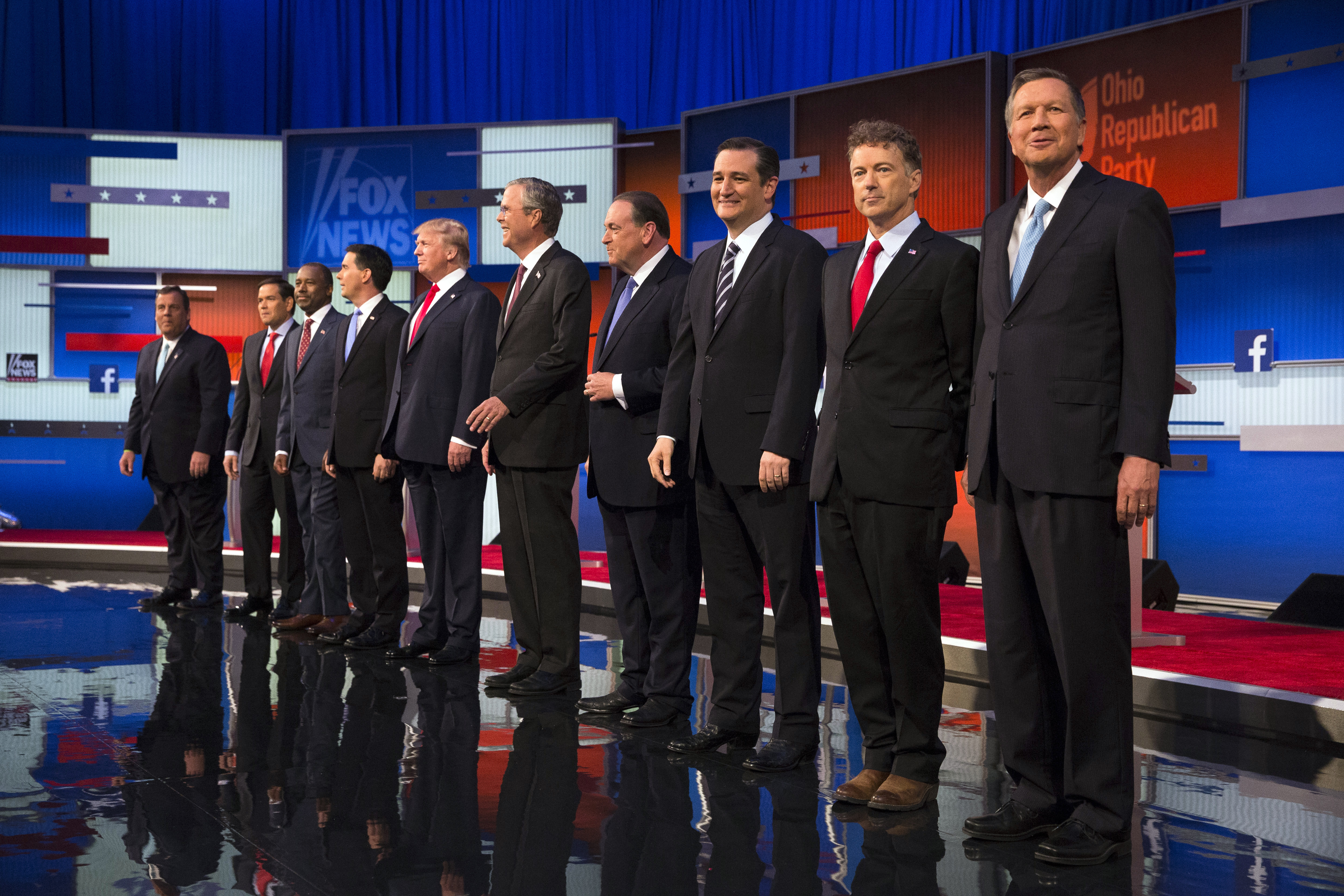 5 Things GOP Candidates Are Complaining About Pre-Debate
