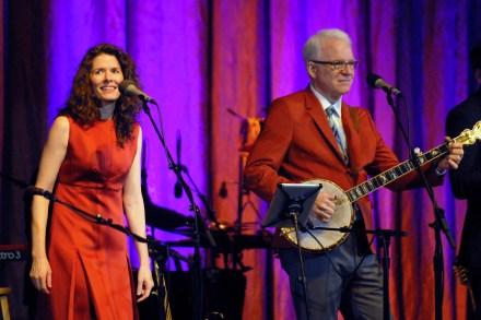 Steve Martin and Edie Brickell on New Album, Broadway