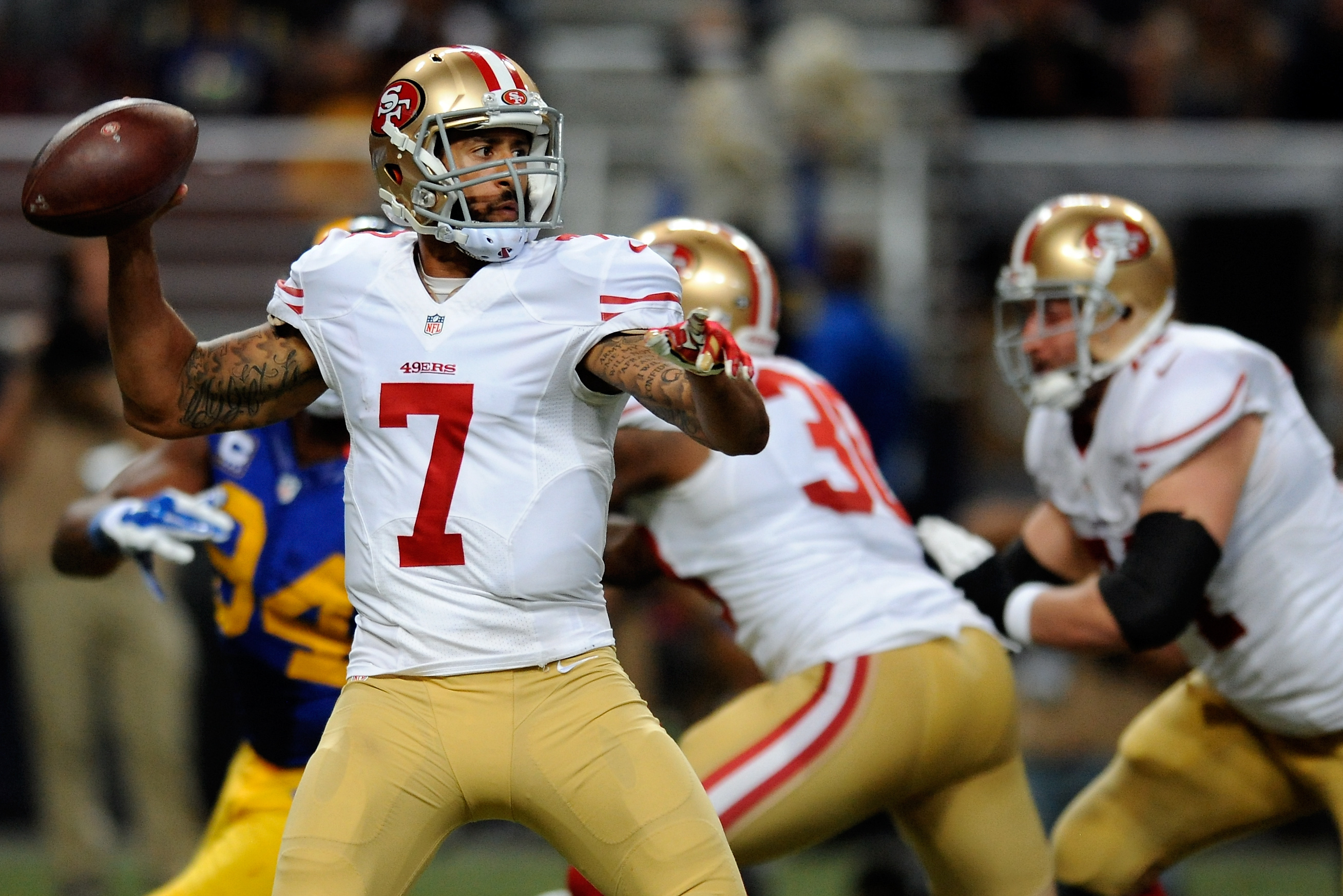 wholesale dealer f9d2e 0fd2c Colin Kaepernick Hits Rock Bottom, and Not Just Because He ...