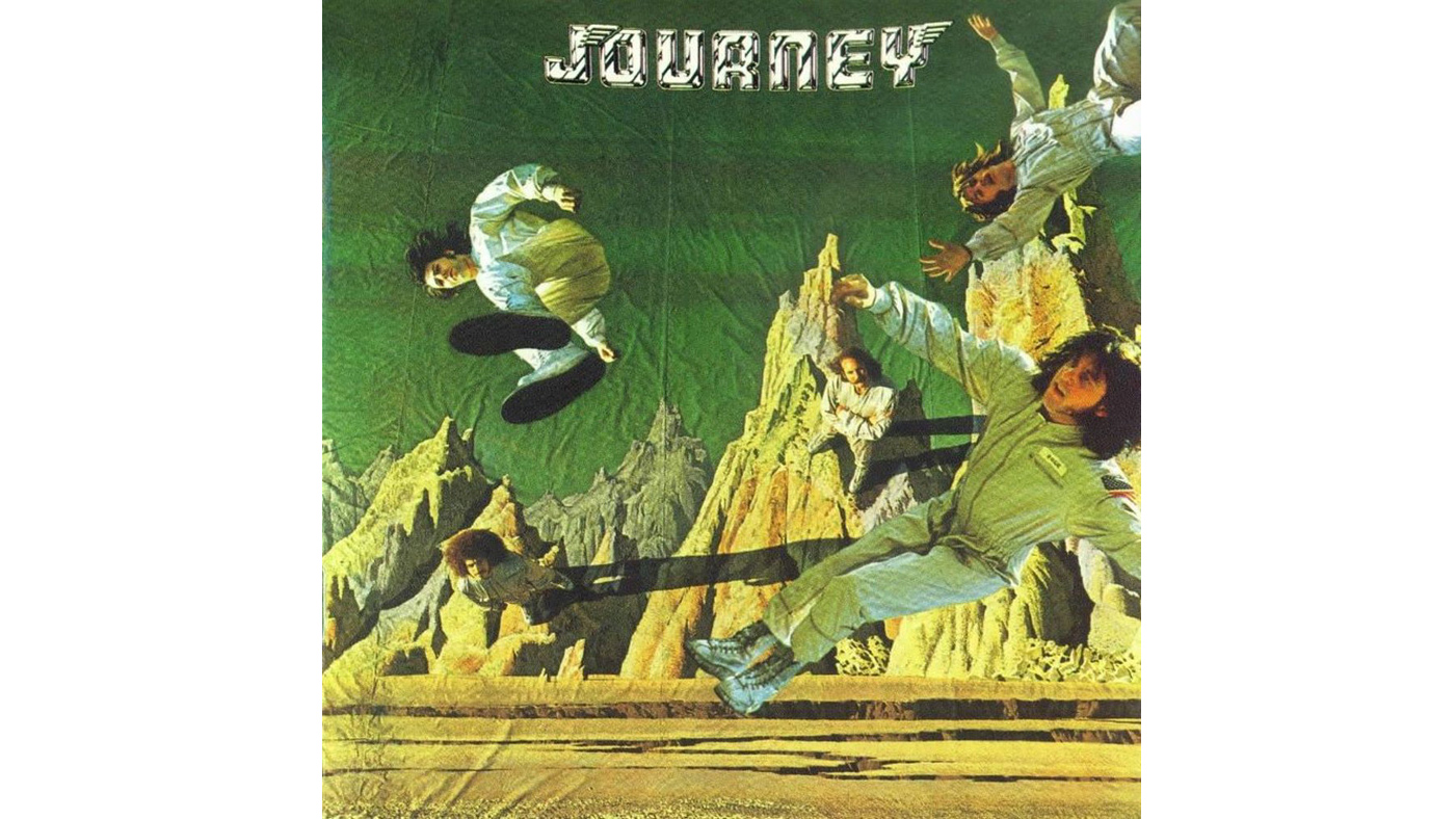 Music Rock & Pop Neal Schon Signed Vinyl Album Captured Journey With Proof
