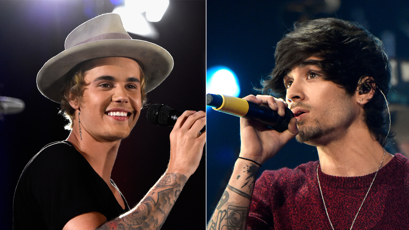 5 Things Justin Bieber Could Teach Zayn Malik