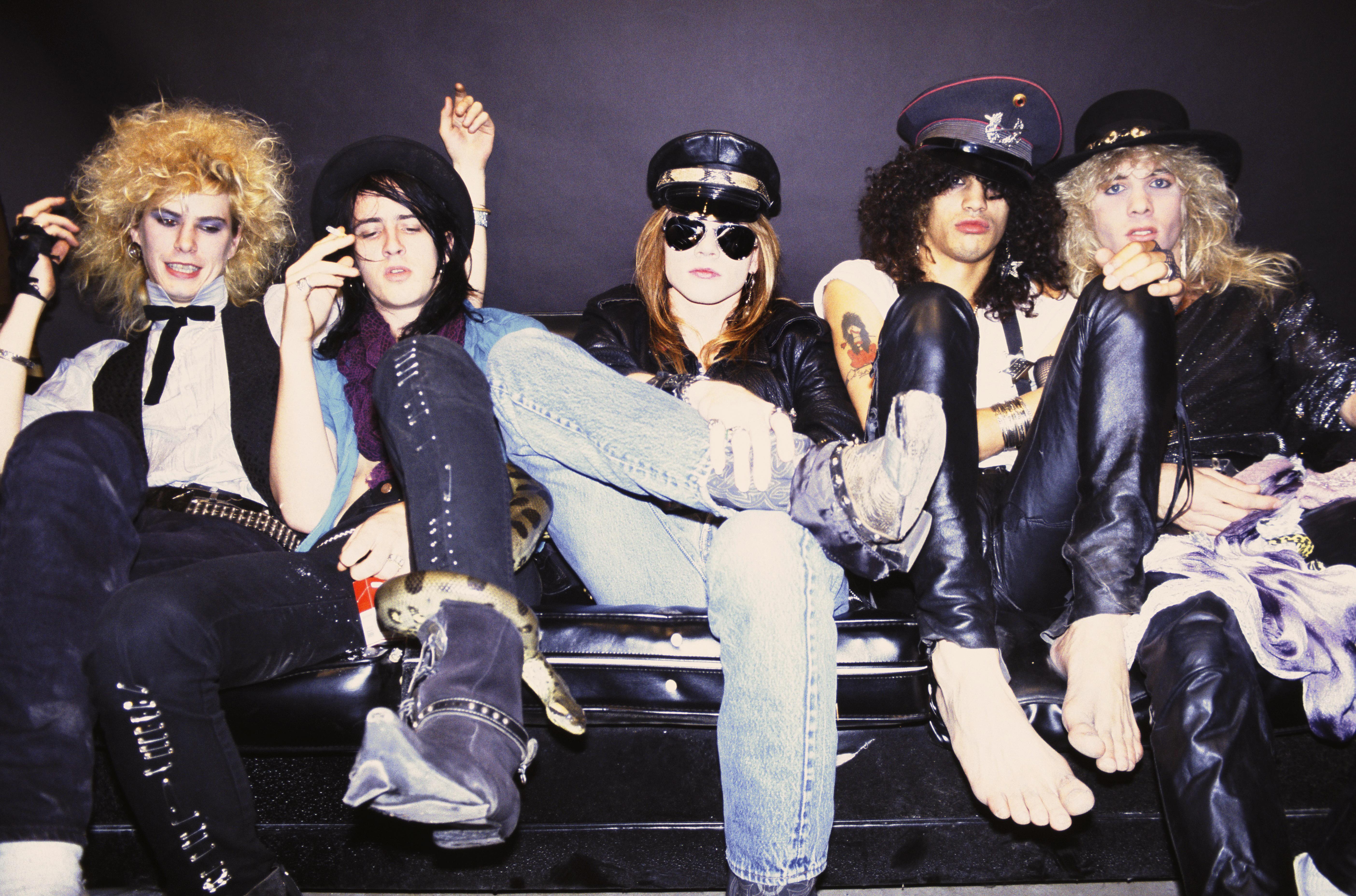 Guns N Roses Band