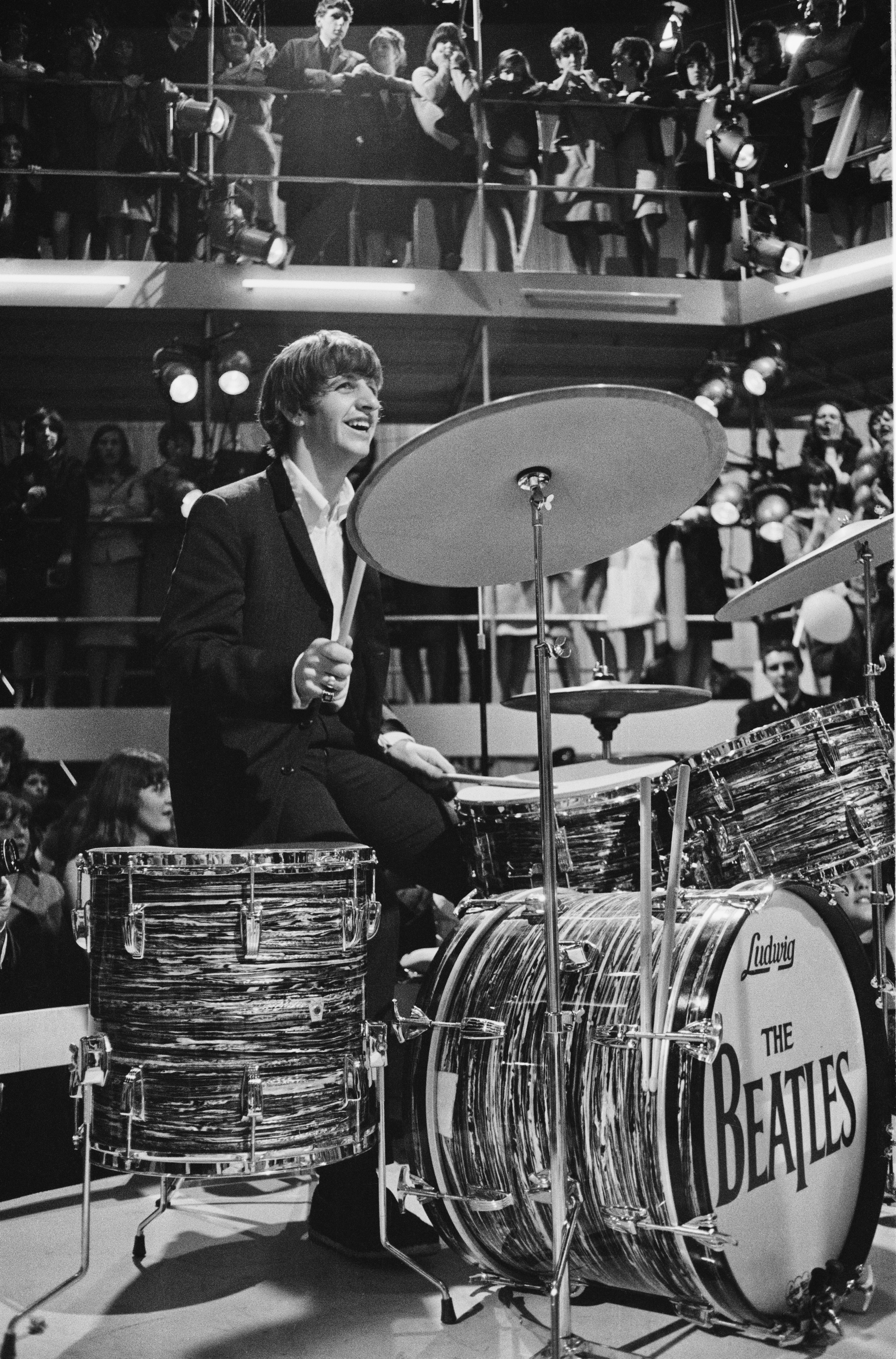 Ringo Starr Auction Features 'Can't Buy Me Love' Drums ...