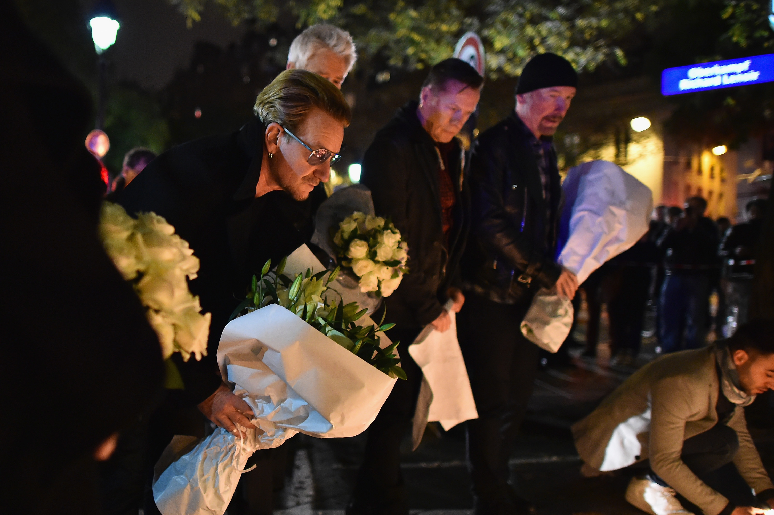Bono on Paris Terrorist Attack: 'This Could Be Me or You at a Show'