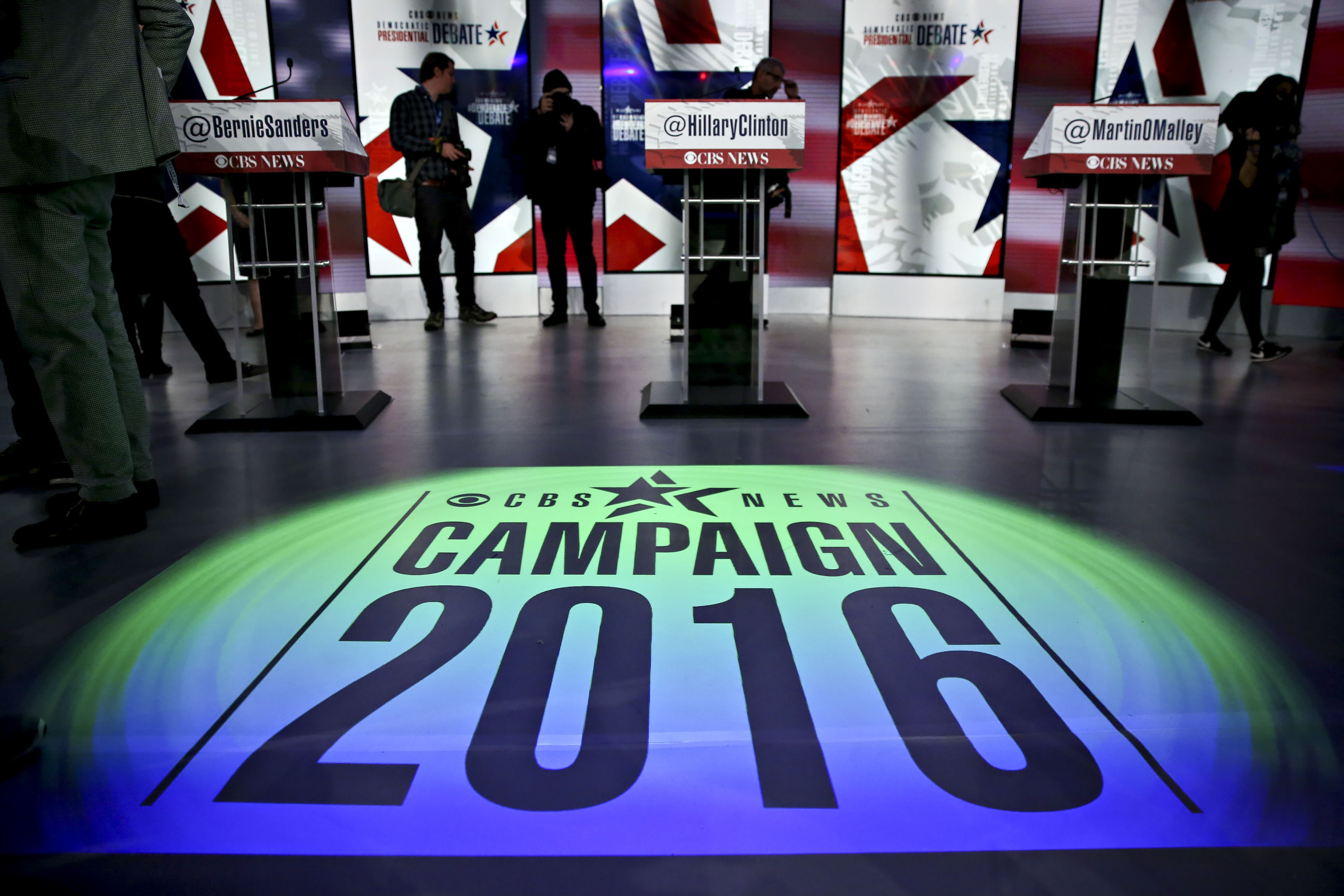 The First Debate After the Paris Attacks Was Bad