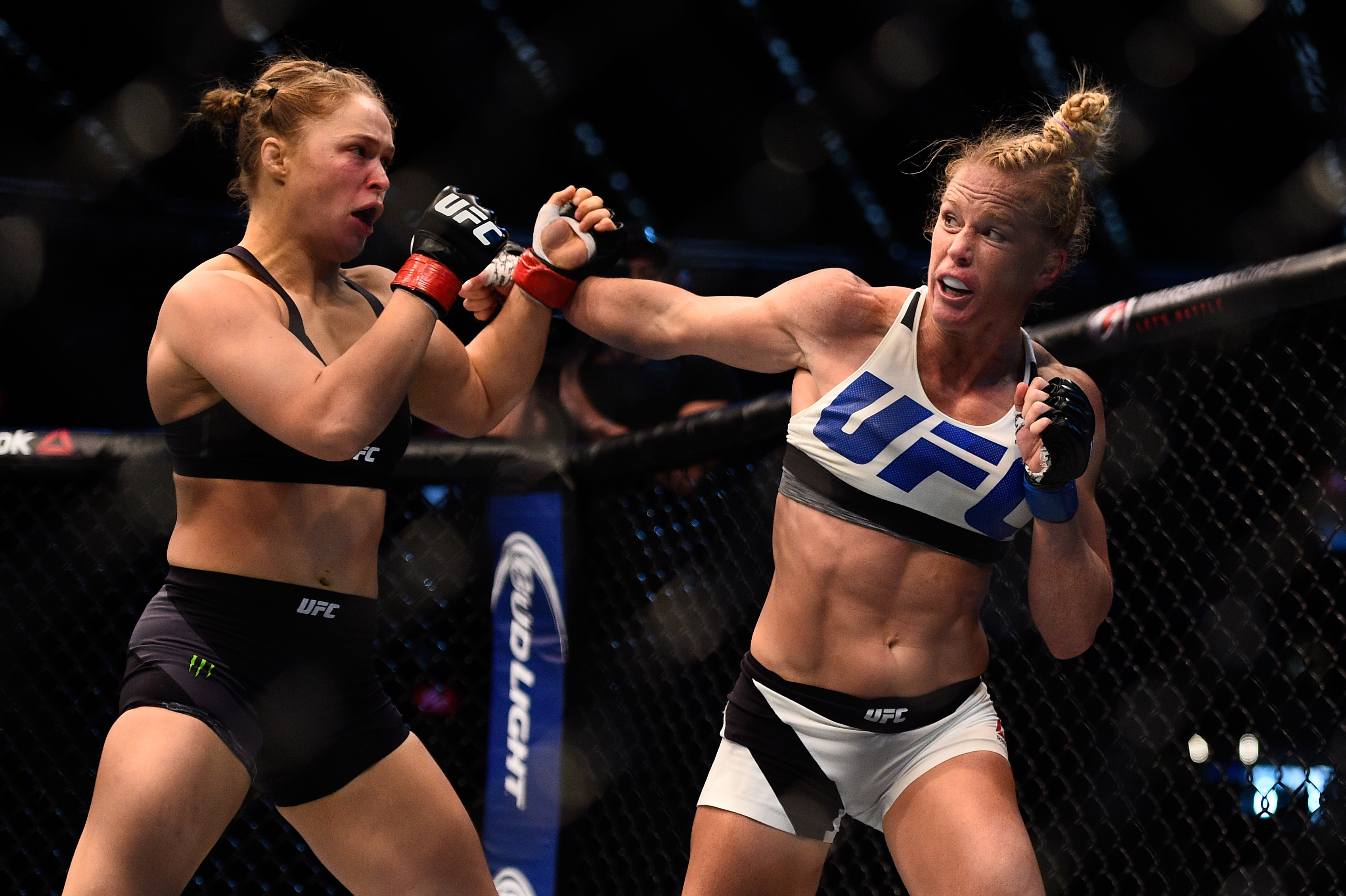 Who Is Holly Holm? Fighter Who KO'ed Ronda Rousey Speaks ...