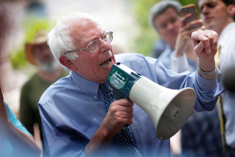 Bernie Sanders' Political Revolution