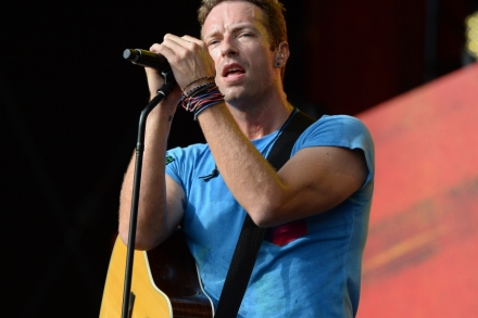 Chris Martin on Post-Divorce Depression, Coldplay's New 'Hippie
