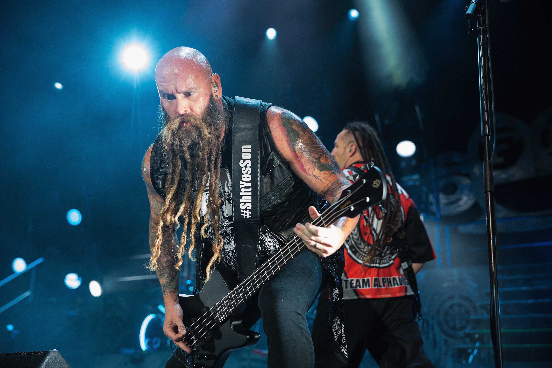 Five Finger Death Punch Cancel Milan Concert Over Terror Threat