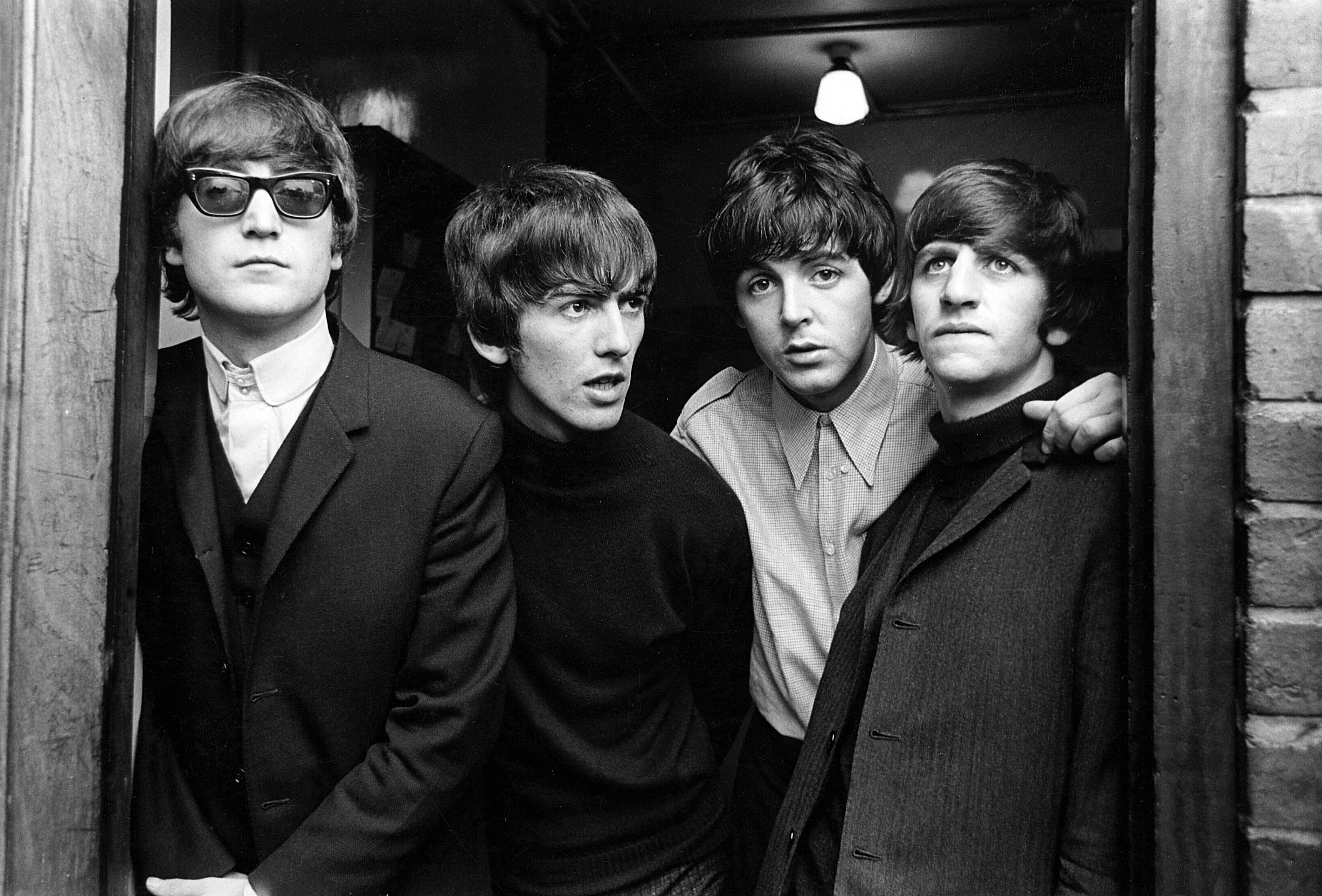 background information on the beatles