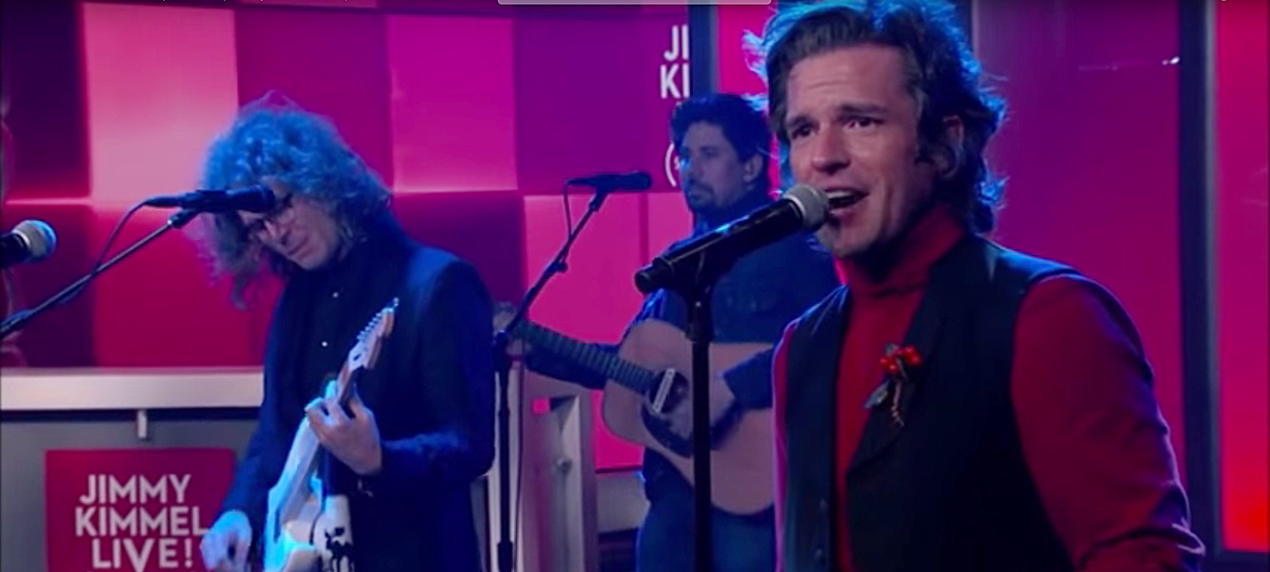 The Killers, Kimmel Re-Gift Holiday Classic \'Joel the Lump of Coal ...